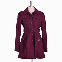 port touriga peacoat by Tulle - $109.99 : ShopRuche.com, Vintage Inspired Clothing, Affordable Clothes, Eco friendly Fashion