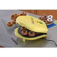 Nonstick Coated Donut Maker (Babycakes)