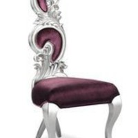 Suzette Modern Velvet Chair
