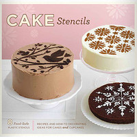 Book of Cake Stencils