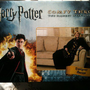 Harry Potter Snuggie Fleece Blanket Gryffindor Robe with Sleeves Adult Size  on eBay!
