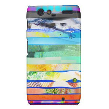 a Princess a pea - Motorola Droid RAZR Case from Zazzle.com