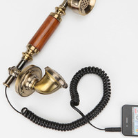 Retro Phone Receiver
