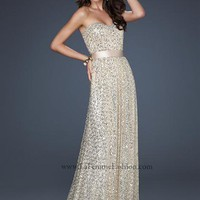 La Femme 17059 at Prom Dress Shop