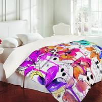 DENY Designs Home Accessories | Holly Sharpe Lost In Botanica 1 Duvet Cover