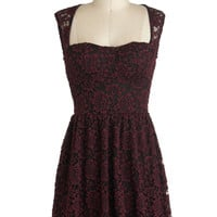 Threads of Timelessness Dress | Mod Retro Vintage Dresses | ModCloth.com