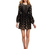 Amazon.com: Twelfth Street by Cynthia Vincent Women's Bell Sleeve Baby Doll Mini Dress: Clothing