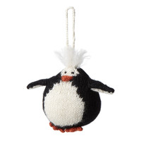 PENGUIN KNIT ORNAMENT
