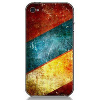 iPhone 4S-4G Retro Graffiti Protective Shell Case - Apple iPhone Cases - Phone Cases Rhinestones iPhone 5 4S 3GS Cases, Couple Necklaces / Wedding Rings & Uncommon Gift Ideas - Worldwide Shipping