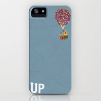 Disney Pixar&#x27;s Up ~ A Minimalist Poster iPhone Case by -raminik Design- | Society6