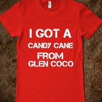 meangirls: I got a candy cane from glen coco/ none for you gretchen - glamfoxx.com