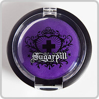 Sugarpill Cosmetics - Poison Plum Pressed Eyeshadow