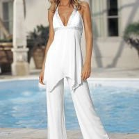 Sexy Empire Waist Jumpsuit from VENUS