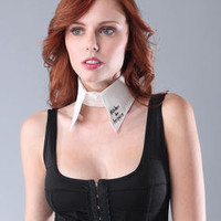 DJPremium.com - Women - Shop by Brand - Accessories - B*TCHES BE TRIPPIN COLLAR