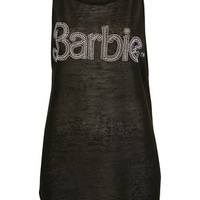 Barbie Slogan Vest