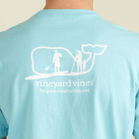 Men's T- Shirts: Paddle Board Pocket Tee – Vineyard Vines