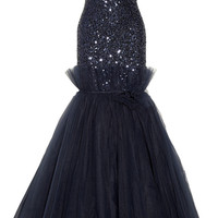 Notte by Marchesa | Sequined lace and tulle gown | NET-A-PORTER.COM
