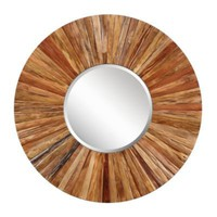 Berkley Wood Mirror - Ballard Designs