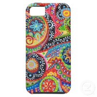 Groovy Abstract iPhone 5 Case by Case-Mate iPhone 5 Covers from Zazzle.com