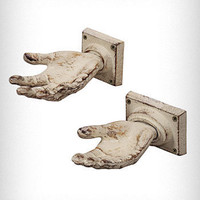Helping Hands Wall Hooks | PLASTICLAND