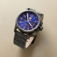 WILD BLUE YONDER WATCH - Watches - Watches & Jewelry - Men | Robert Redford's Sundance Catalog