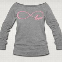 Infinite Love Sweatshirt - Free Shipping