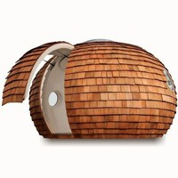 The Inspiration Archipod - Hammacher Schlemmer
