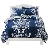 Room 365 Exploded Paisley Comforter Set
