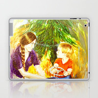 Our Christmas Laptop & iPad Skin by Vargamari | Society6