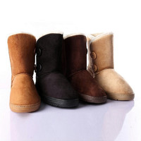 UGC Signature Fur Blended Boots