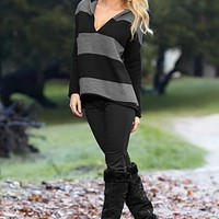Striped sweater from VENUS