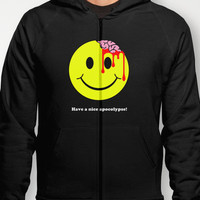 Don't worry. Be eaten. Hoody by John Medbury (LAZY J Studios) | Society6