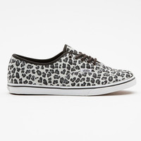 Vans Leopard Suede Authentic Lo Pro