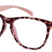 Lindsay Eyeglasses with Multicolour Acetate Aviator Full Frame/Rim Frame