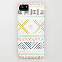 Into the West - in Mixed Earthtones iPhone Case by Amber Barkley | Society6