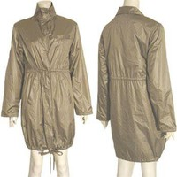Marc Jacobs Green Parka Coat XS