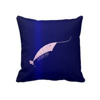 Mr. Shrimp - Pillow from Zazzle.com