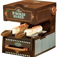 Nostalgia Electrics SMM-100 Vintage Collection Electric S&#x27;Mores Maker: Amazon.com: Kitchen &amp; Dining