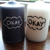 Recycled Candles - Maybe Okay can be Our Always, TFIOS