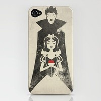 S.White iPhone Case by Danny Haas | Society6