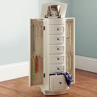Chelsea Jewelry Armoire | PBteen