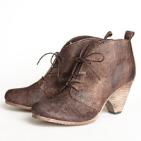 Chelsea Crew Belgrade lace-up ankle booties - $108.99 : ShopRuche.com, Vintage Inspired Clothing, Affordable Clothes, Eco friendly Fashion