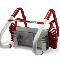 Kidde KL-2S Two-Story Fire Escape Ladder with Anti-Slip Rungs, 13-Foot | www.deviazon.com