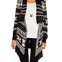 Diamond Aztec Cardigan - 2020AVE