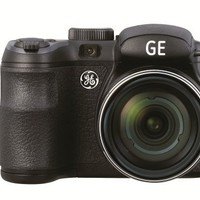 GE Power Pro X500-BK 16 MP with 15 x Optical Zoom Digital Camera, Black | www.deviazon.com