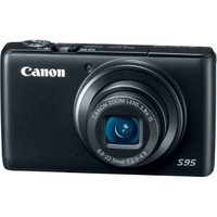 Canon PowerShot S95 10 MP Digital Camera with 3.8x Wide Angle Optical Image Stabilized Zoom and 3.0-Inch LCD | www.deviazon.com