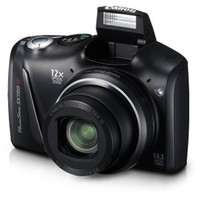 Canon PowerShot SX150 IS 14.1 MP Digital Camera with 12x Wide-Angle Optical Image Stabilized Zoom with 3.0-Inch LCD (Black) | www.deviazon.com