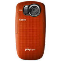 Kodak PlaySport (Zx5) HD Waterproof Pocket Video Camera - Red  (2nd Generation) | www.deviazon.com
