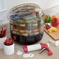Food Dehydrator & Beef Jerky Kit @ Fresh Finds