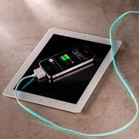 Visible G Electroluminescent Charging Cables
